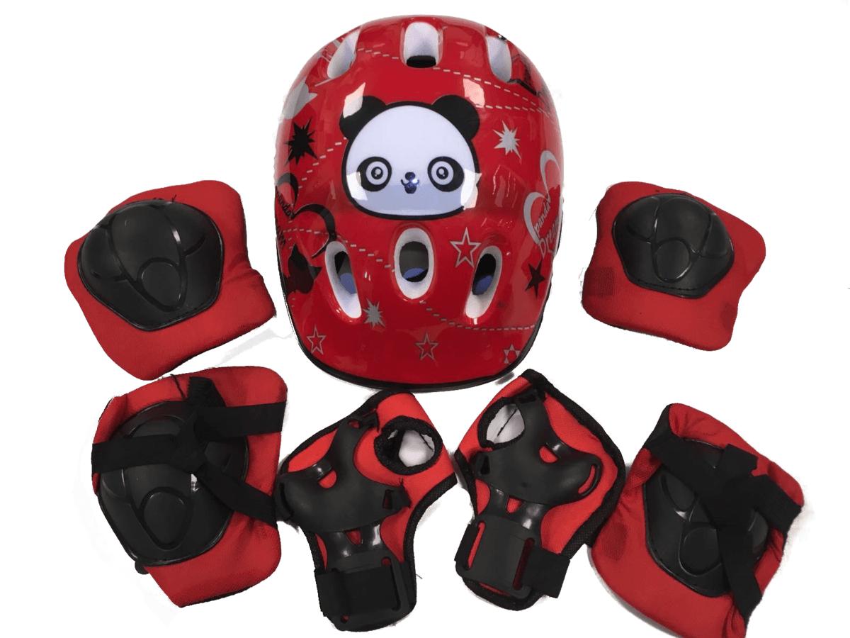 Kit proteccion infantil Bici/Skate/Overboard.