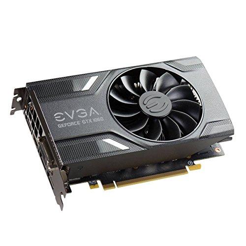 EVGA GeForce GTX 1060 GAMING, ACX 2.0 (ventilador único), 6 GB GDDR5