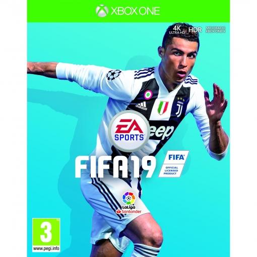 Fifa 19 físico Xbox One Carrefour 35€