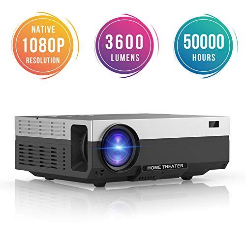 Proyector 1080p nativa - Oferta Flash Amazon