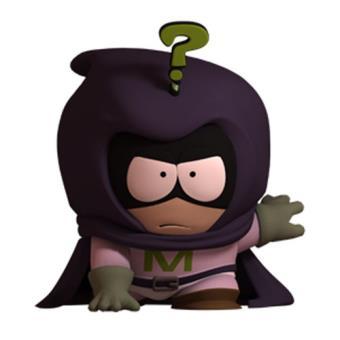Figura South Park - Mysterion en FNAC