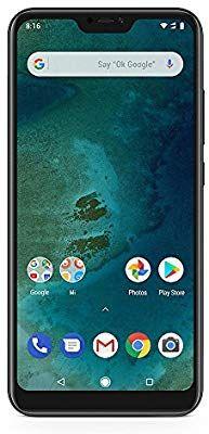 Xiaomi Mi A2 Lite - Smartphone Dual Sim, 4 GB RAM, 64 GB
