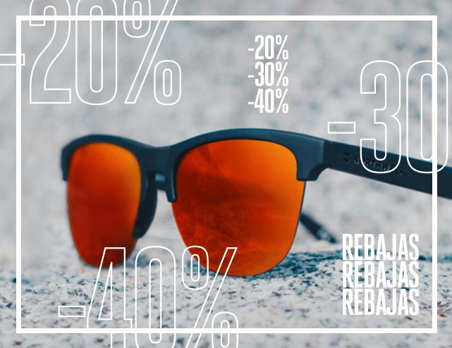 Descuentos hasta 40% en gafas Northweek