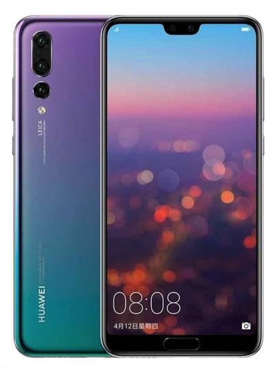 Huawei p20 purpura