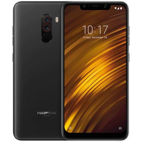 Xiaomi Pocophone F1 Dual Sim 4G 64GB (6GB Ram)(Libre) - Negro