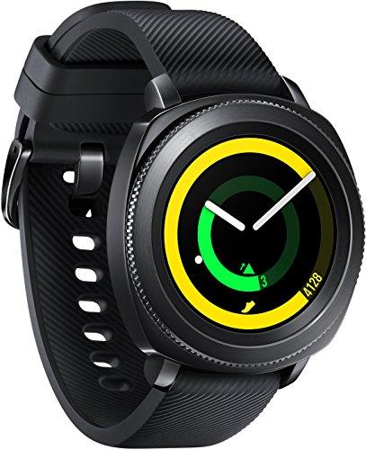 "Samsung Gear Sport 1.2"" SAMOLED GPS (satélite) Negro Reloj Inteligente"