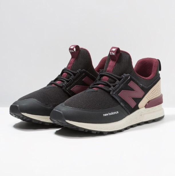 Zapatillas New Balance MS574 Black