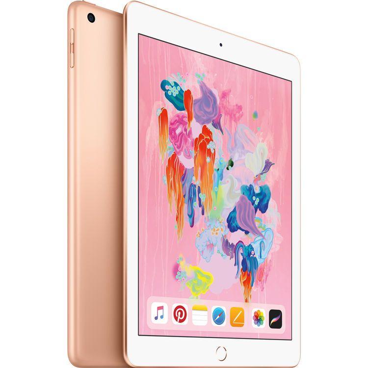"""Apple iPad 9.7"""" (2018) 32GB Wifi - Oro"""
