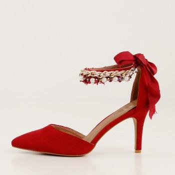 zapatos de fiesta EL CABALLO 60% descuento
