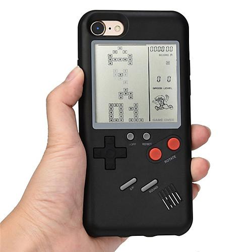 Iphone: funda con juego tetris para modelos  8 / 8p / 7 / 7p / 6 / 6s / 6sp