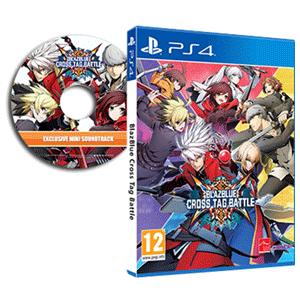 BlazBlue Cross Tag Battle (Playstation 4/Nintendo Switch)