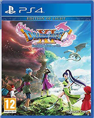 Dragon Quest XI : Ecos de un Pasado Perdido Edition of Light PS4