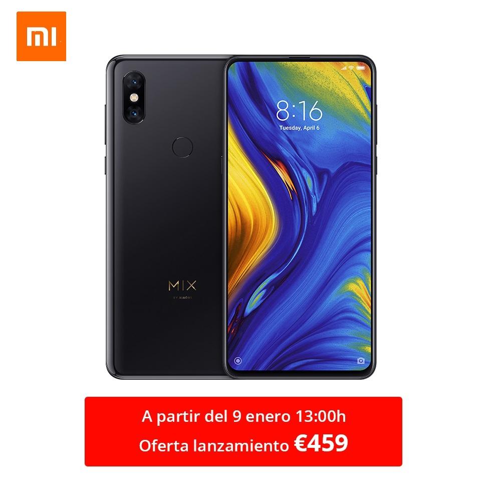 Xiaomi Mi Mix 3 (6+128) - 459€ (16/01 13:00 - 17/01 13:00)