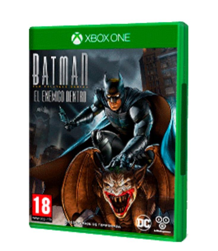 BATMAN: EL ENEMIGO DENTRO THE TELLTALE SERIES  XBOX/PS4