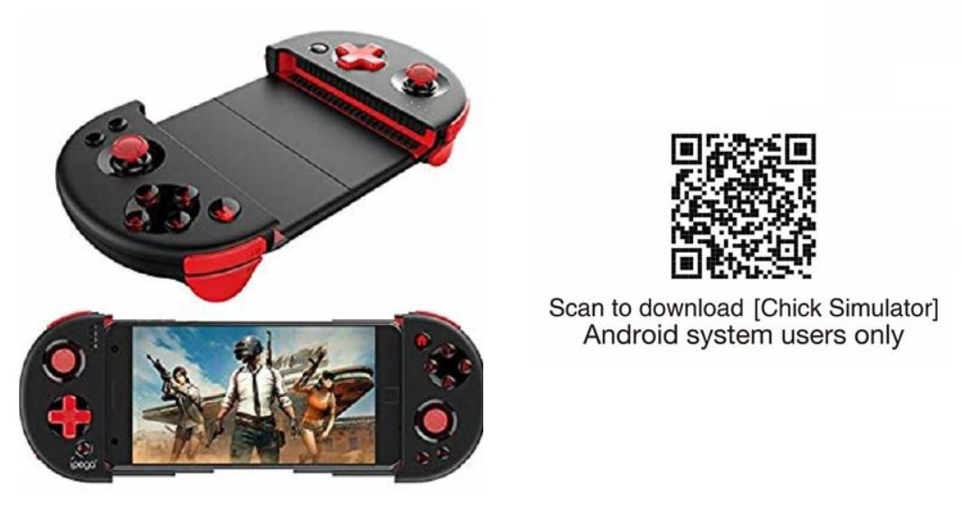 Gamepad iPEGA PG-9087 para movil