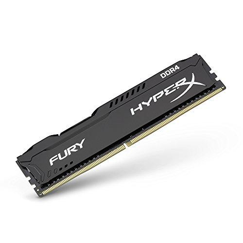 HyperX Fury - Memoria RAM de 8 GB (2400 MHz, DDR4, CL15 DIMM)