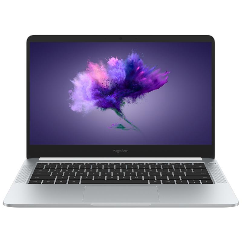 HUAWEI Honor MagicBook Global Version Huella digital AMD Ryzen 5 2500U Graphics 620 8GB 256GB Ordenador portátil - Plata