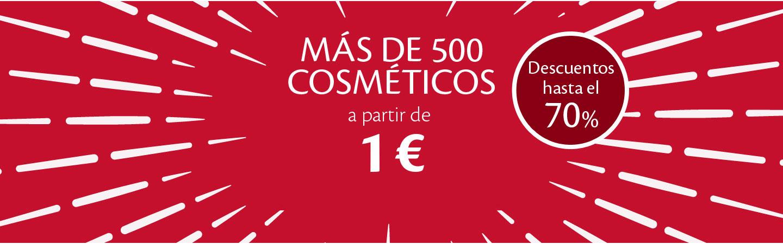BOTTEGA VERDE  MAS DE 500 COSMETICOS DESDE 1€