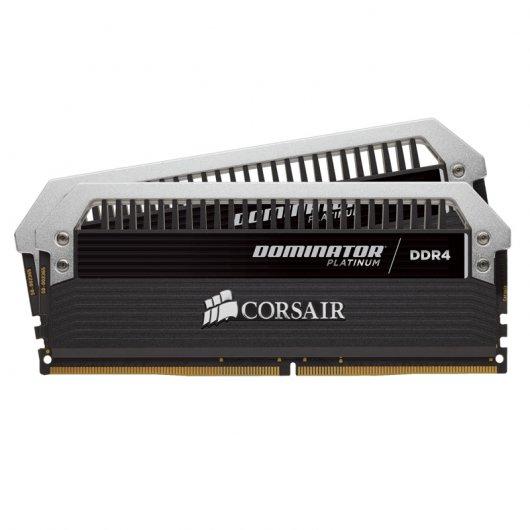 32GB de RAM DDR4 3200 MHz Corsair Dominator Platinum