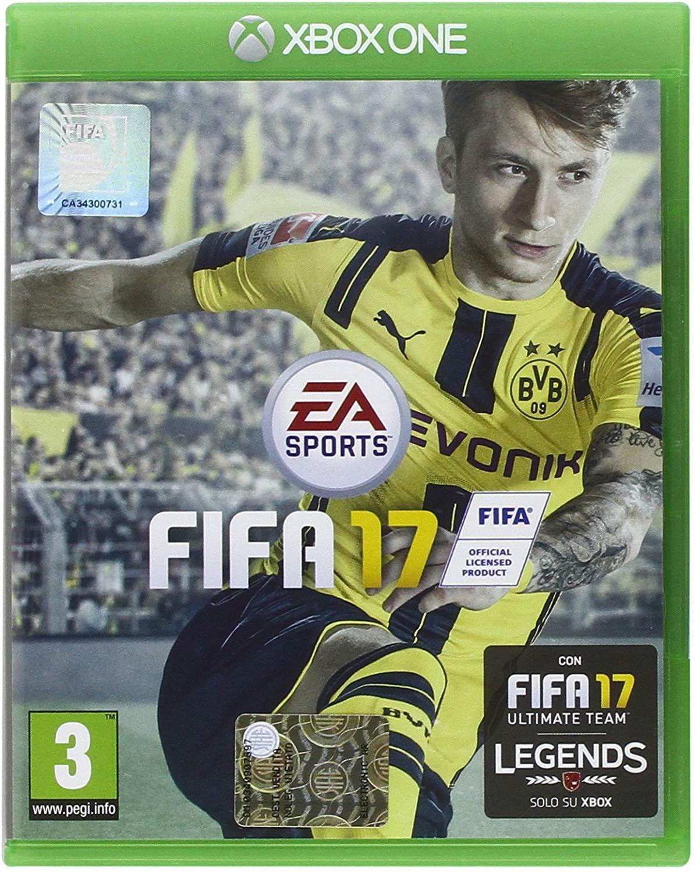 FIFA 17 Xbox One (Plus)