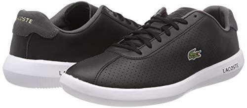 Zapatillas para hombre Lacoste Avance 318 1 SPM Negras