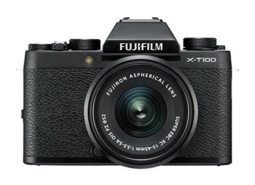 Fujifilm X-T100 camara Evil solo 345€