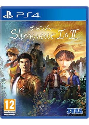 Shenmue I & II Remastered (Playstation 4)