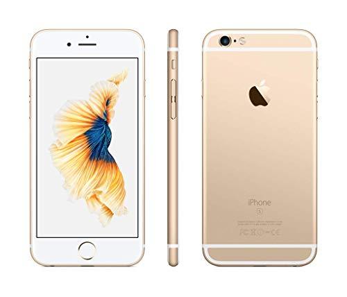 "Apple iPhone 6s - Smartphone de 4.7"" (128 GB) oro"