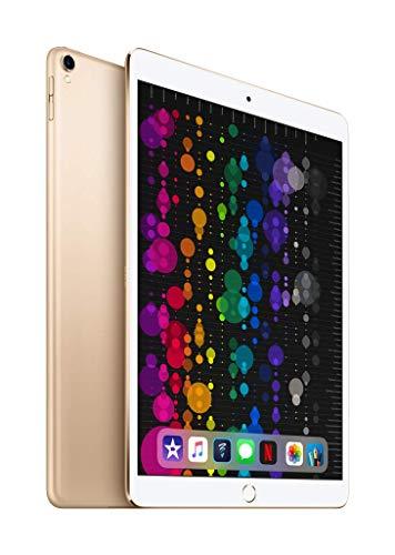 "Apple iPad Pro - Tablet de 10.5"" (256 GB con Wi-Fi + Cellular) oro"
