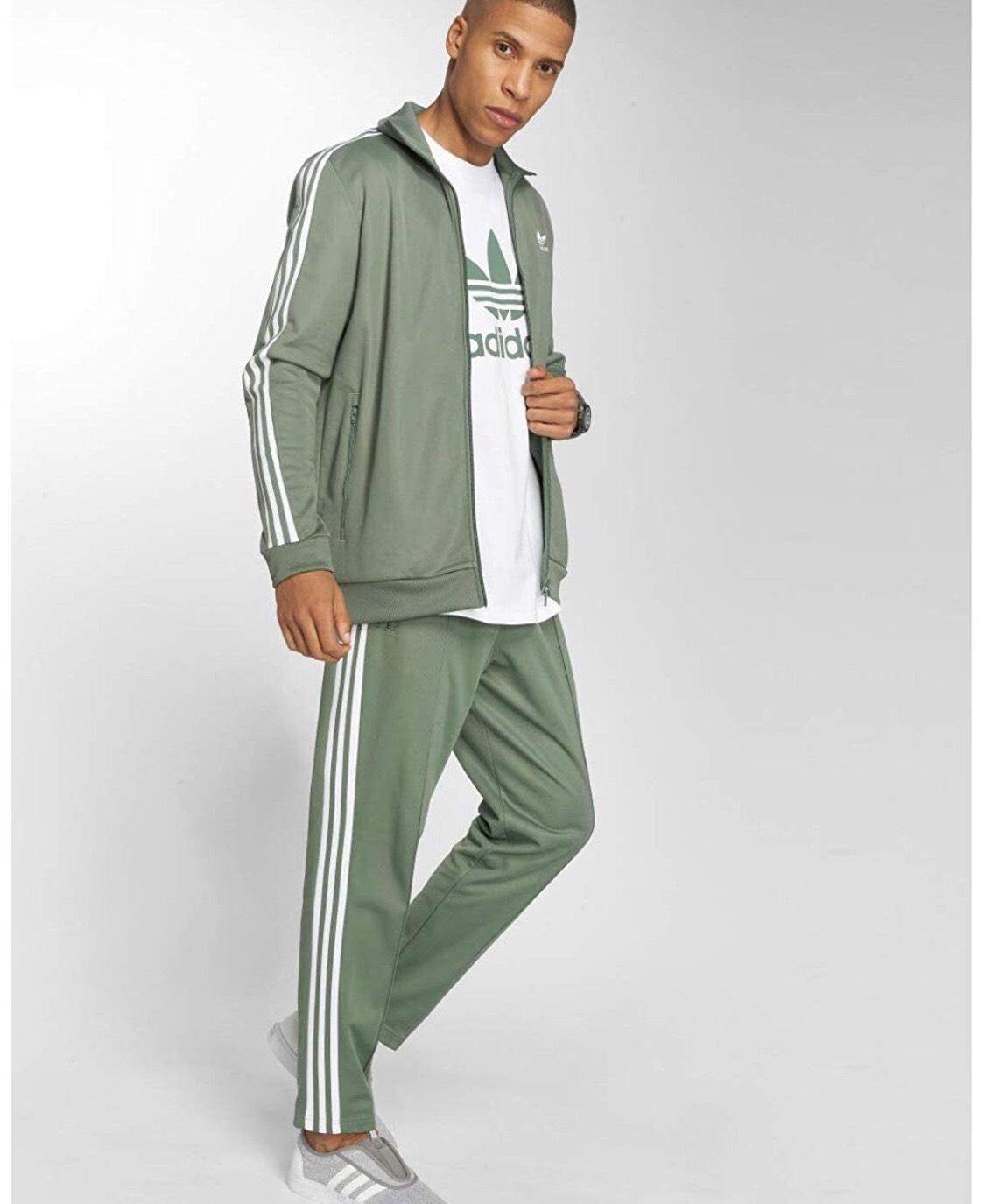 adidas Beckenbauer TT Sudadera, Hombre