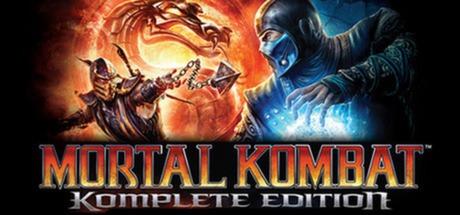 PC (STEAM): MORTAL KOMBAT - Komplete Edition