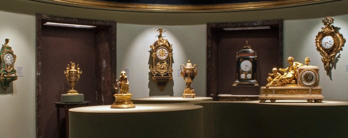Visita guiada gratuita al Museo del Reloj Grassy de Gran Vía 1 Madrid