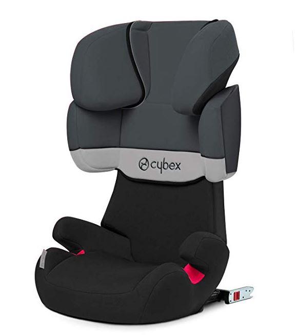 Cybex Silver - Silla de coche para niños solution x-fix