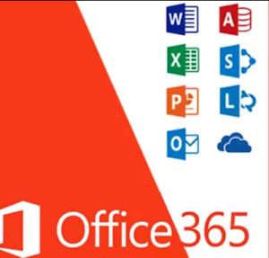 [EBAY] Office 365 con hasta 5 dispositivos por sólo 1 euro!!! Y con suscripción para siempre!