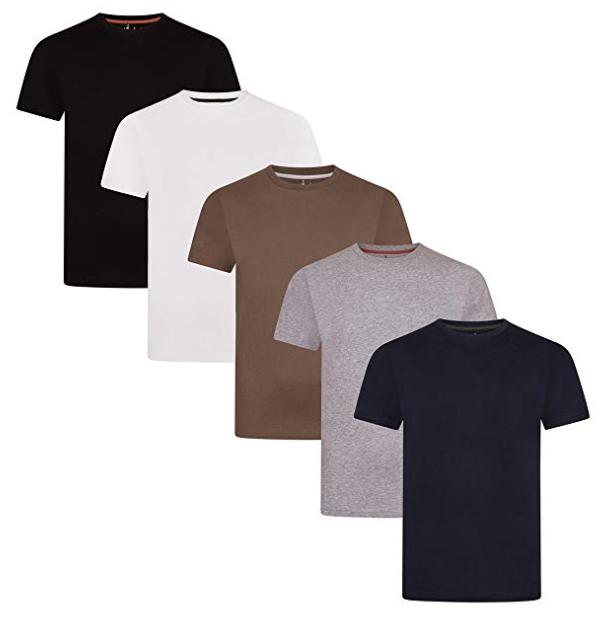 5 camisetas FM London solo 21.9€