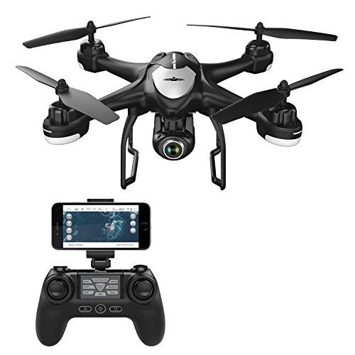 Potensic 1 T18 FPV RC Drone Live Video y GPS Retorno / Cámara 1080p