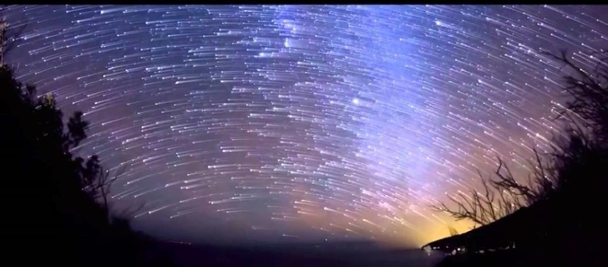 Observación astronómica gratuita. FUENLABRADA