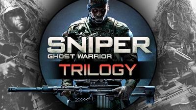 Sniper: Ghost Warrior Trilogy [Pc, Fanatical]