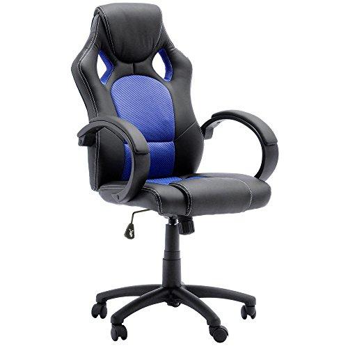 Robas Lund silla ejecutiva con PU / PVC