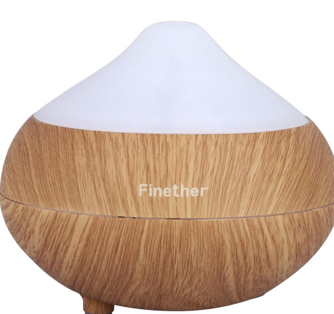 Humidificador Finether con LED