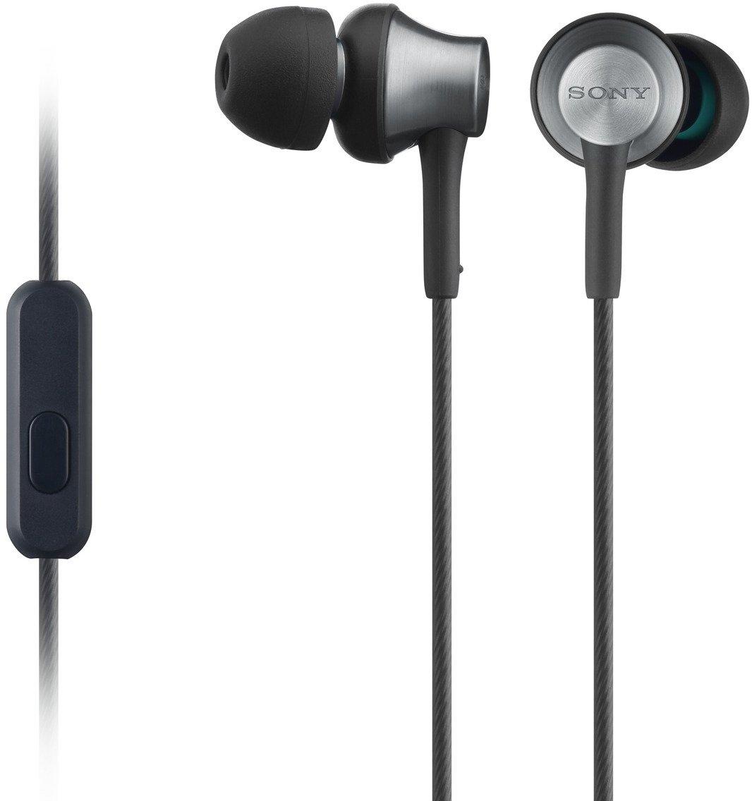 Auriculares Sony cerrados + micro solo 22.2€