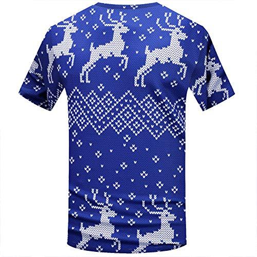 Camiseta de renos