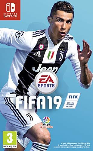 ¡FIFA 19 PARA NINTENDO SWITCH a PRECIAZO!