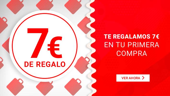 7 Euros de descuento en primera compra Deporvillage