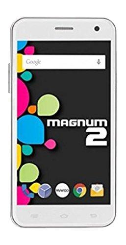 """Smartphone Mywigo Magnum 2 (5"""", 1GB RAM, 8GB, 13 MP) Blanco"""