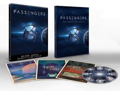 Passengers (Blu-Ray) - Edición Exclusiva Fnac