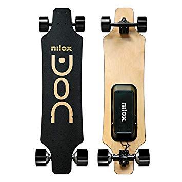Longboard Nilox Eléctrico por solo 199€