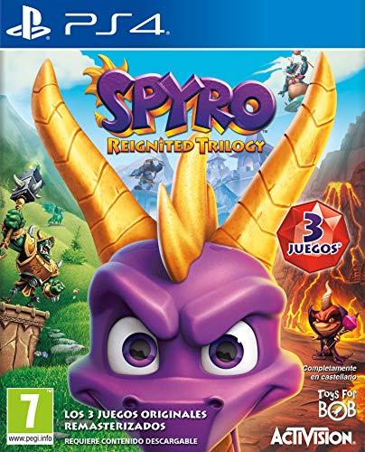 Spyro: Reignited Trilogy PS4 & Xbox One