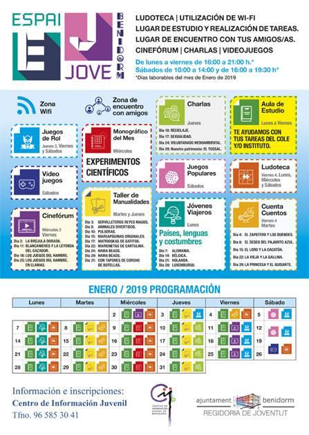 Actividades de Ocio Educativo en Benidorm