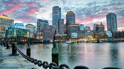 Barcelona-Boston desde 75€ trayecto